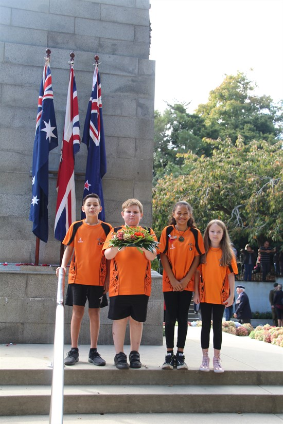 Anzac Day Memorial Service Photos 25th April 2019