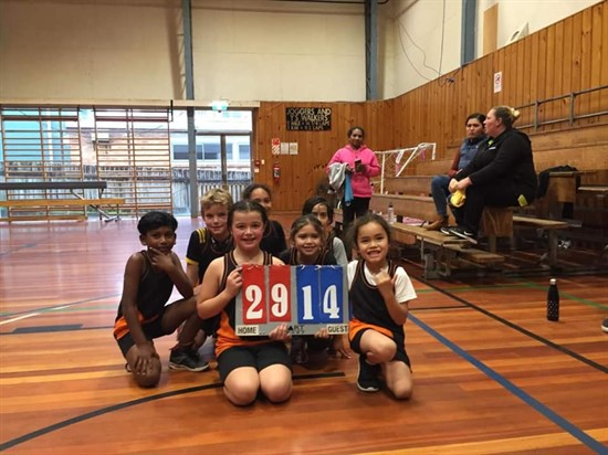 T2 2019 Mini Ball Team Photos