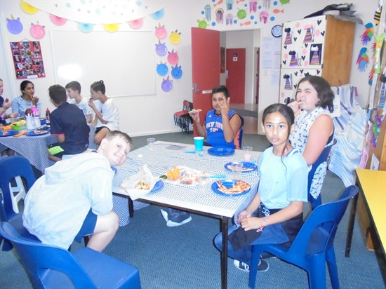 T4 2019 Student Leaders Lunch Photos